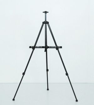 Easel Stand-Aluminum Black
