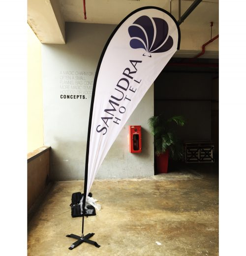 Teardrop Banner 5.5m Extra Large