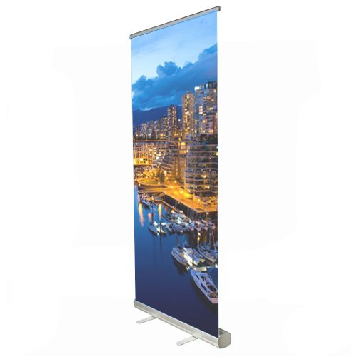 Roll Up Banner Economy 85