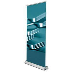 Roll Up Banner Roundbase 85